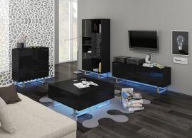 Living room set Foxtail-black