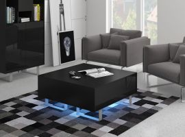 Coffee table Foxtail-black
