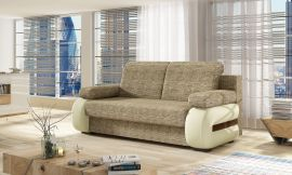 Sofa bed Olive-light brown
