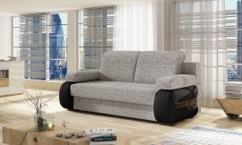 Sofa bed Olive-black-grey