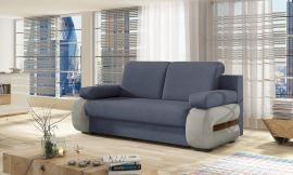 Sofa bed Olive-blue