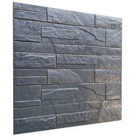 Självhäftande 3d väggpanel Landon, 60x60cm,10 st