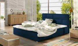 Bed Baxter dark blue-160x200cm