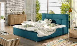 Bed Baxter blue-160x200cm
