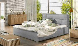 Bed Baxter grey-160x200cm