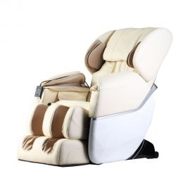 Massage chair Shiatsu Lux with zero gravity and heating-beige