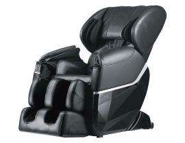 Massage chair Shiatsu Lux with zero gravity and heating-black