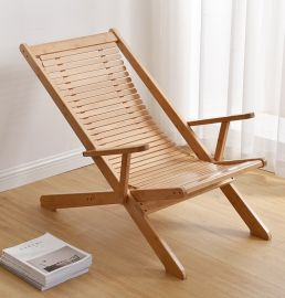 Armchair Montaro-wood