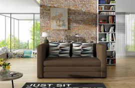 Sofa bed Ulrica-brown