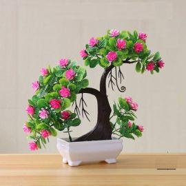 Palmer konstgjord blomma