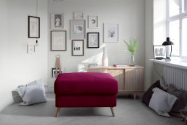 Pouf Jazzie-purple
