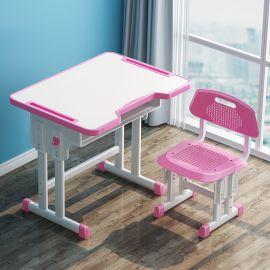 Barnskrivbord + stol set Predo