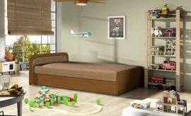 Bed Conan 80x195-brown