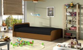 Bed Conan 80x195-black