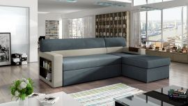 Corner sofa bed Shawnel-blue-right