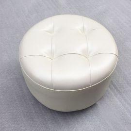Pouf Riona-white