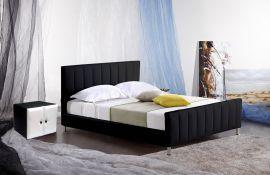 Bed Ronda Lux 160-180-160x200cm-black