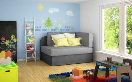 Sofa bed Naila-grey