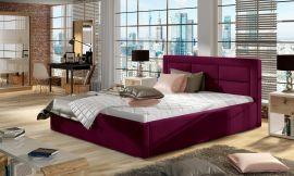 Bed Corbin pink-160x200cm