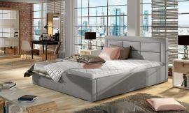 Bed Corbin grey-160x200cm
