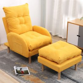 Armchair Sanford-yellow