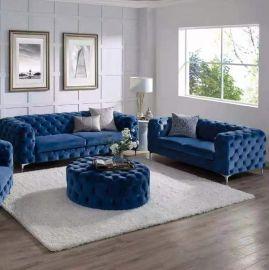 Sofa set Brasilia 3+2-blue