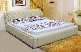 Säng Valor Lux 160-180 beige