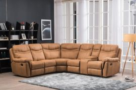 Electric Recliner Corner Sofa Boda-beige
