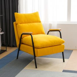 Armchair Zorro-yellow